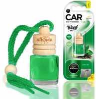 Aroma Car ароматизатор Wood (6 ml) Green Tea
