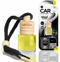 Aroma Car Wood (6 ml) Black