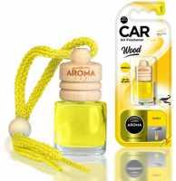 Aroma Car Wood (6 ml) Vanilla