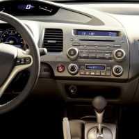 рамка для магнитолы Metra 95-7871A для Honda Civic 06-11