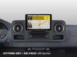Alpine INE-F904D