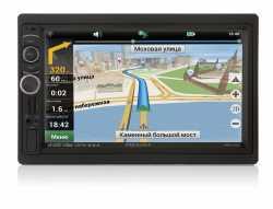 Prology MPN-520 автомагнитола 2 DIN с навигацией