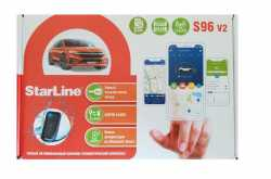 StarLine S66 V2 BT 2CAN+4LIN 2SIM GSM автосигнализация