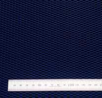 Сетка алюм. ромб RN10253 синяя 100х25см