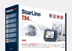 StarLine T94 GSM GPS автосигнализация с автозапуском