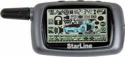 Брелок для StarLine A8