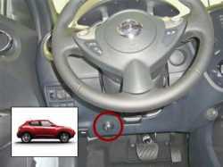 замок на руль Sentry Spider для Nissan Juke 11-12