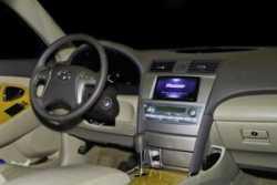 рамка для магнтолы 2DIN для Toyota Camry 2006-2011