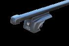 Lux Классик багажник с дугами 1,4м стандарт для а/м с рейлингами