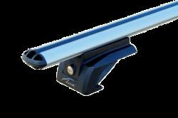 Lux Классик багажник с дугами 1,3м аэро 73 для а/м с рейлингами