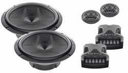 Hertz ESK 165.5L компонентная акустика 16см