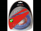 ACV 21-KIT4-8L комплект проводов для 4-кан усилителя 8AWG