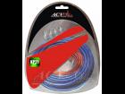 ACV 21-KIT4-8 комплект проводов для 4-кан усилителя 8AWG