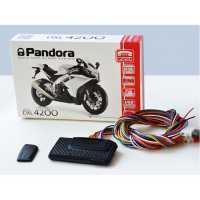 Pandora DXL 4200 GSM Moto сигнализация