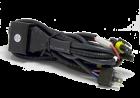 реле-кабель би-ксенон Sho-me H4 на 2 лампы